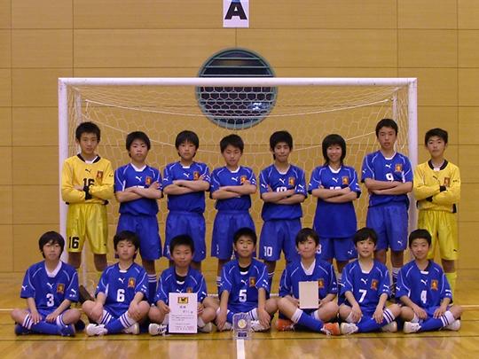 優勝:菅FC