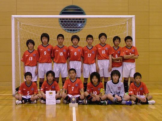 準優勝:大谷戸SC
