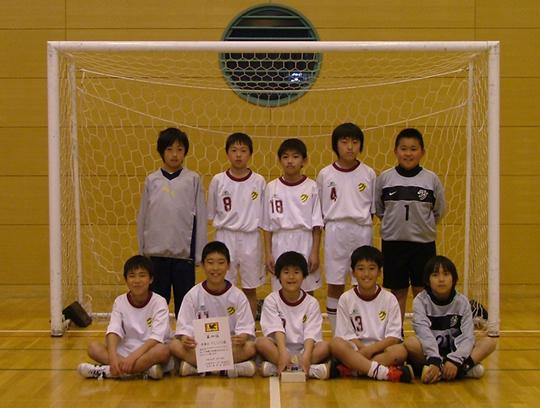 第4位:多摩区FC U-11A