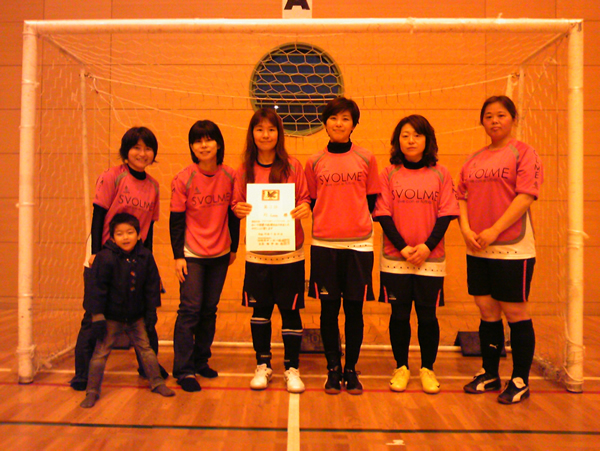 第3位:FC Luna
