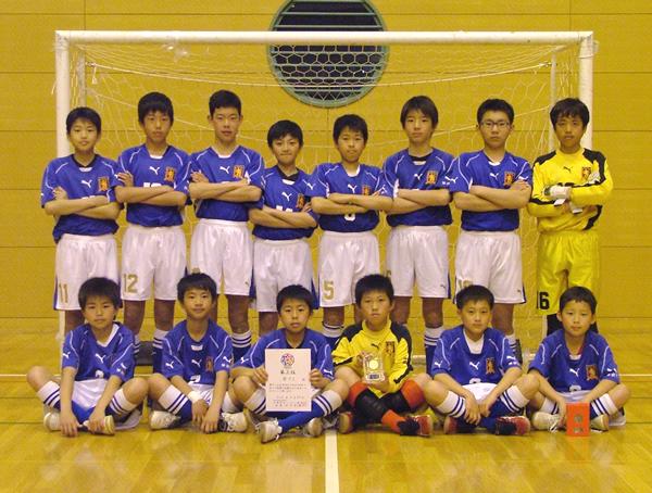 第3位:菅FC