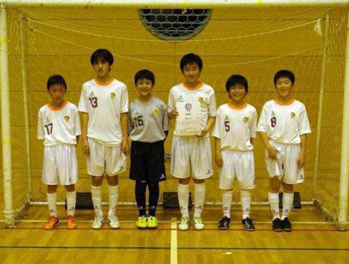 優勝:多摩区FC