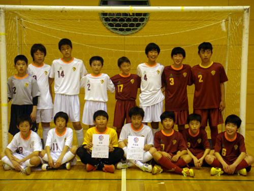 準優勝:多摩区FC U-12B
