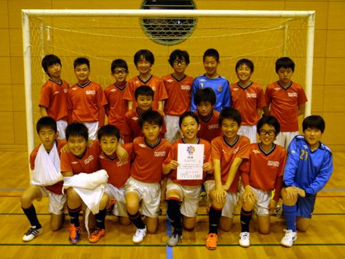優勝:大谷戸SC
