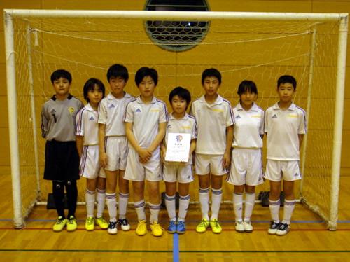準優勝:宿河原FC