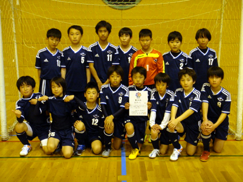 第4位:高津FC