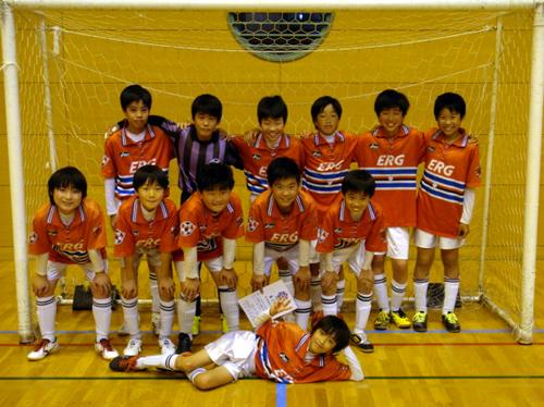 第3位:旭倶楽部Jr
