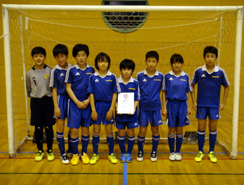 第4位:宿河原FC