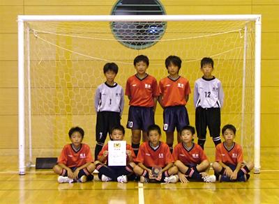 準優勝 稲田FC