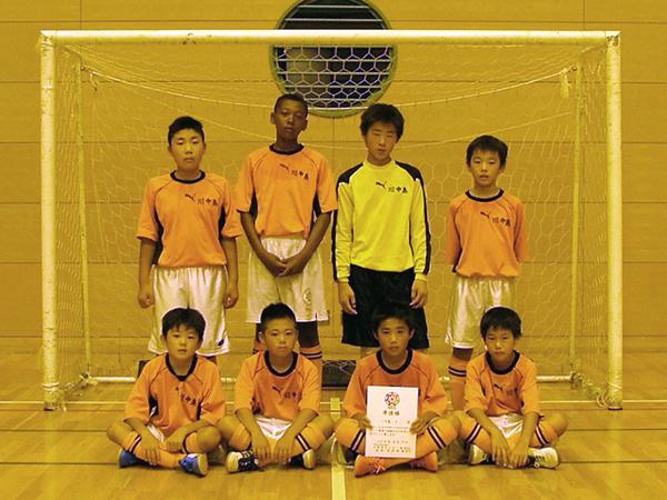準優勝:川中島-Y