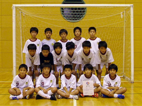 第4位:多摩区FC GEMMA