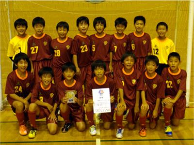優 勝:多摩区FC U-12
