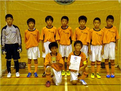 準優勝:川中島アミーゴス