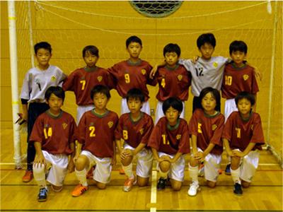 第3位:多摩区FC U-11