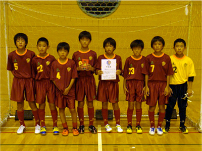多摩区FC U-12A