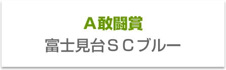 A敢闘賞 富士見台SCブルー