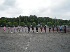 2011年6月19日試合風景1