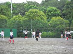2011年6月19日試合風景2