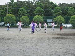 2011年6月19日試合風景5
