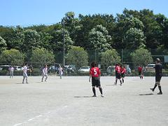2011年7月17日試合風景1