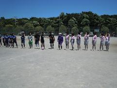 2011年7月17日試合風景6