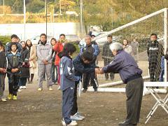 藤沢招待試合6