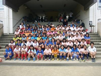 2013年度サッカースクール3