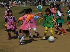 体育の日記念事業ミニサッカー大会(12年生の部)2