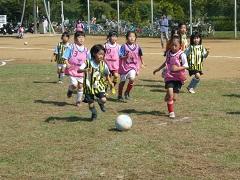 体育の日記念事業ミニサッカー大会(12年生の部)4