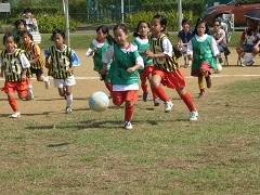 体育の日記念事業ミニサッカー大会(12年生の部)5