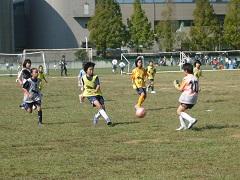 体育の日記念事業ミニサッカー大会(34年生の部)2