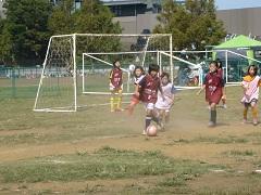 体育の日記念事業ミニサッカー大会(34年生の部)3