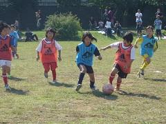 体育の日記念事業ミニサッカー大会(34年生の部)4
