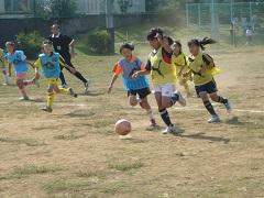 体育の日記念事業ミニサッカー大会(34年生の部)5