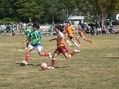 体育の日記念事業ミニサッカー大会(56年生の部)3