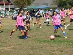 体育の日記念事業ミニサッカー大会(56年生の部)4