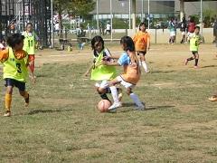 体育の日記念事業ミニサッカー大会(56年生の部)5