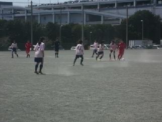2014年度女子リーグ試合風景2