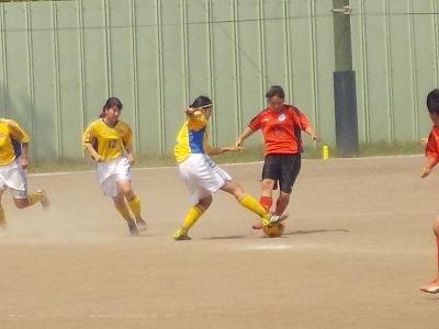 サマーカップ2015試合風景5