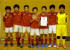 第3位:富士見台FC Red