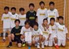 第4位:多摩区FC U-11