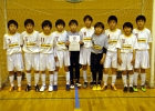 第4位:多摩区FC U-10