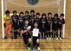 準優勝:旭倶楽部Jr