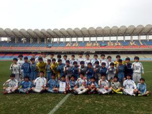 「川崎カップサッカー大会2017」バディーSC・バディーSCジュニアユースの皆さま