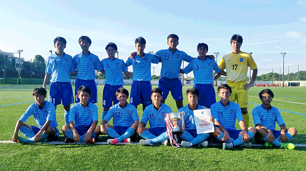 川崎地区サッカー大会(第一大会)優勝:桐光学園