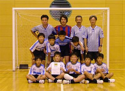 4位 FC中原ホワイト