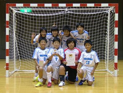 第4位 FC中原ホワイト