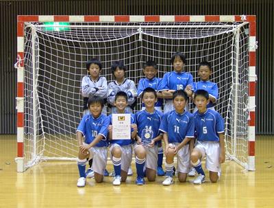 優 勝:FC JUNTOSブルー