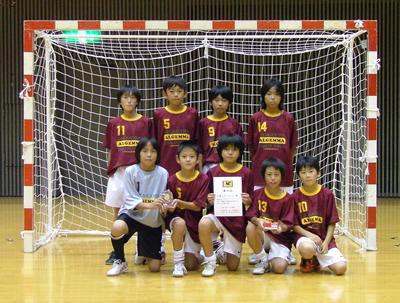 第4位:多摩区FC U-12