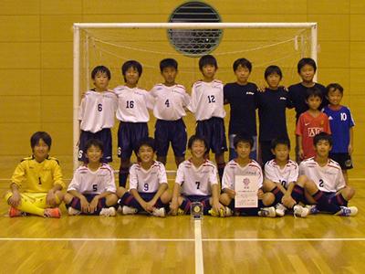 優勝 NPO川崎ウィングスFC